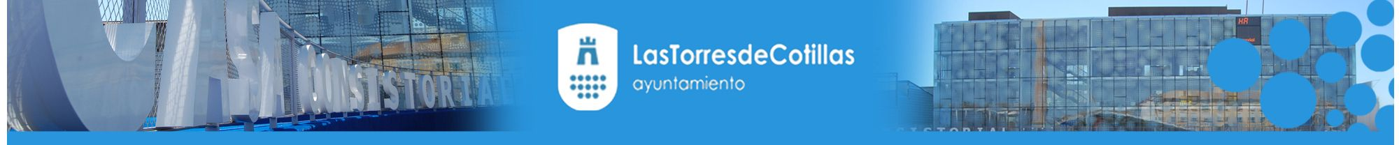 Sitio Web del Ayuntamiento de Las Torres de Cotillas