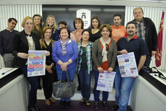 19 comercios participar+ín en la II Feria de la Mujer Empresaria de Las Torres de Cotillas3