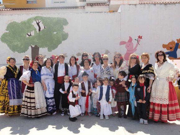 Bando de la Huerta - Comenius colegio Susarte Las Torres