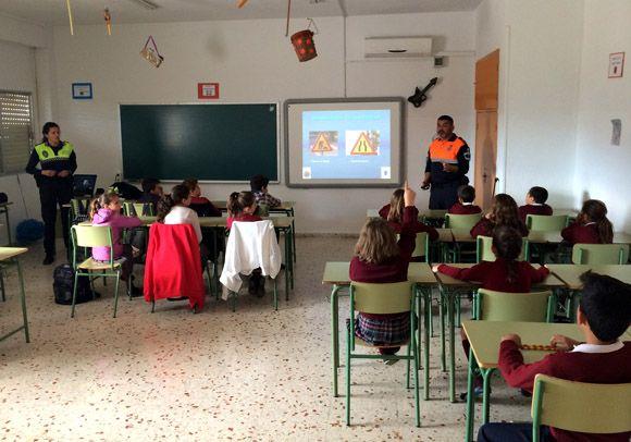 Cerca de 800 j+¦venes participan este a+¦o en la campa+¦a de educaci+¦n vial en Las Torres de Cotillas3