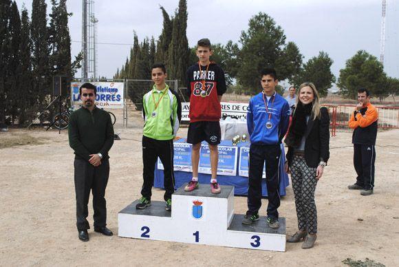 Cross escolar 2014 de Las Torres de Cotillas (Infantil masculino)