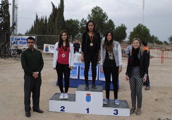 Cross escolar 2014 de Las Torres de Cotillas (Juvenil femenino)