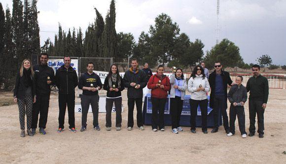 Cross escolar 2014 de Las Torres de Cotillas - Reconocimiento colegios