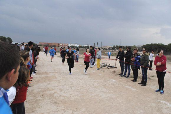Cross escolar 2014 de Las Torres de Cotillas3