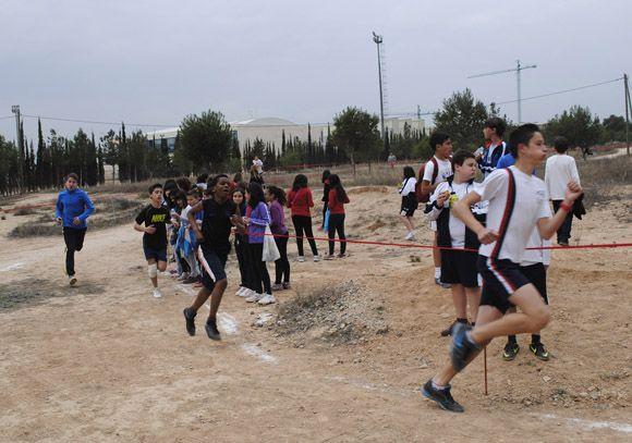 Cross escolar 2014 de Las Torres de Cotillas4
