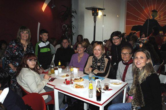 Degustaci+¦n dulces 8M Las Torres de Cotillas