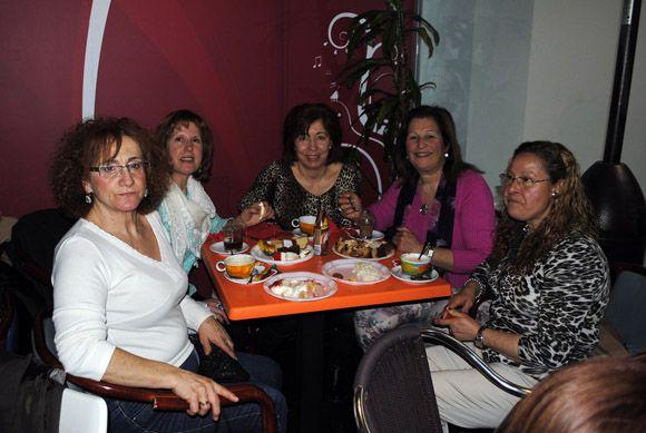Degustaci+¦n dulces - 8M Las Torres de Cotillas2