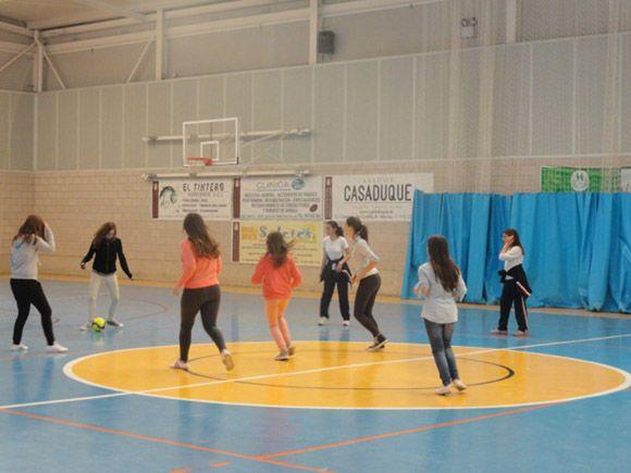 Jornada deportiva - Comenius colegio Susarte Las Torres