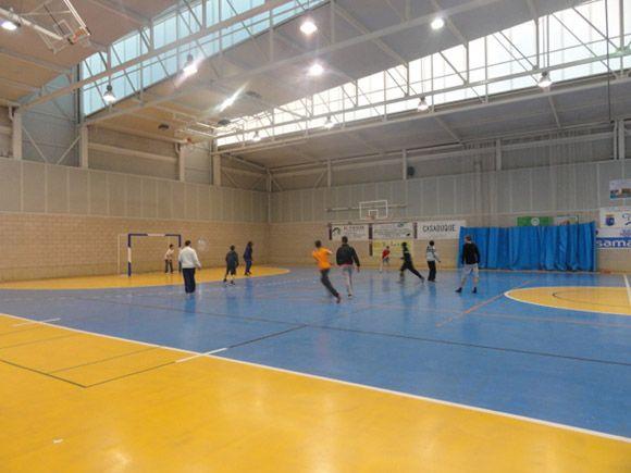 Jornada deportiva - Comenius colegio Susarte Las Torres2