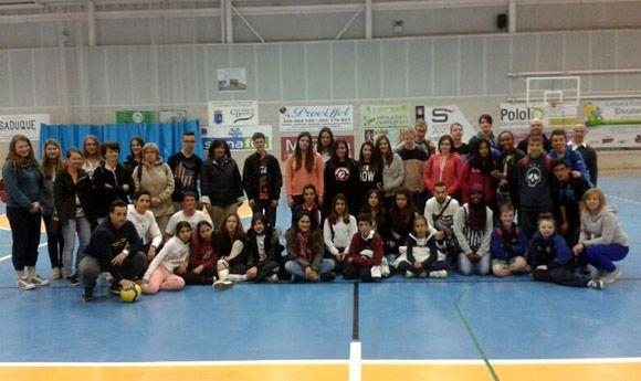 Jornada deportiva - Comenius colegio Susarte Las Torres3