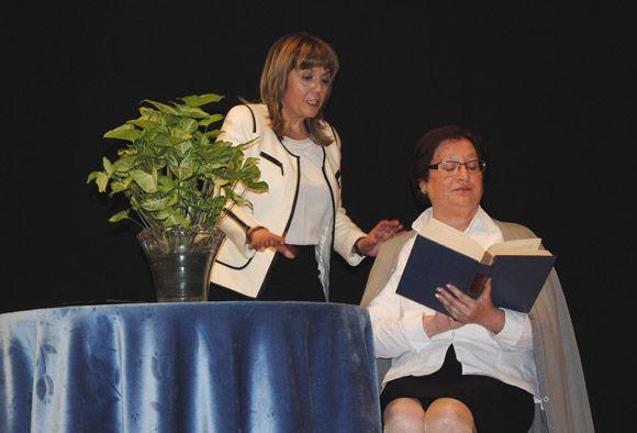 La asociaci+¦n de mujeres Isabel Gonz+ílez torre+¦a celebra su XX aniversario por todo lo alto4