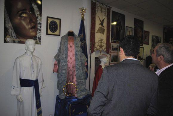Las Torres de Cotillas arropa al Cabildo Superior de Cofrad+¡as en la inauguraci+¦n de su muestra permanente de la Semana Santa5