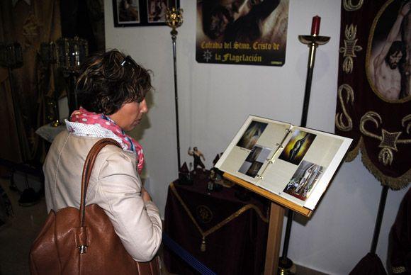 Las Torres de Cotillas arropa al Cabildo Superior de Cofrad+¡as en la inauguraci+¦n de su muestra permanente de la Semana Santa6