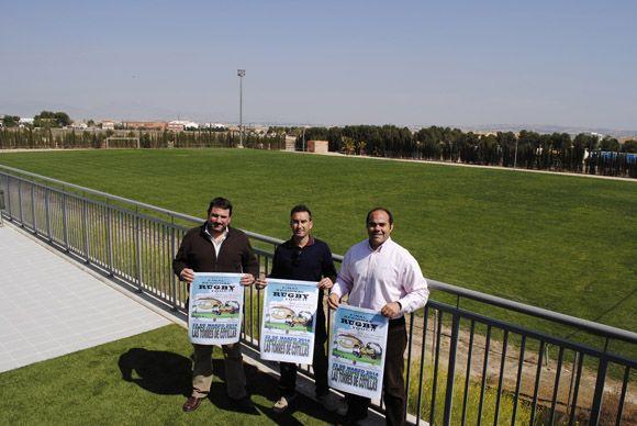 Las Torres de Cotillas, sede de la final regional de rugby touch del Programa de Deporte Escolar3