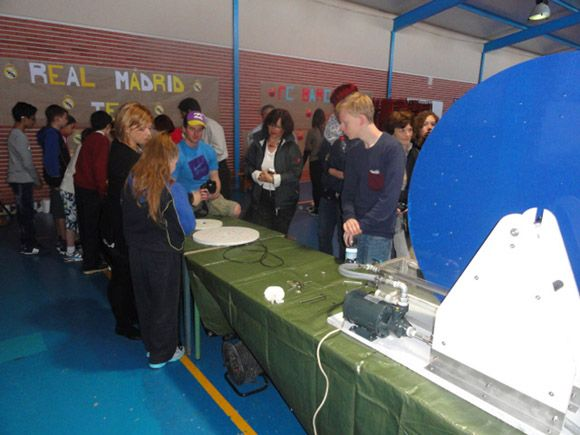 Noria - Comenius colegio Susarte Las Torres