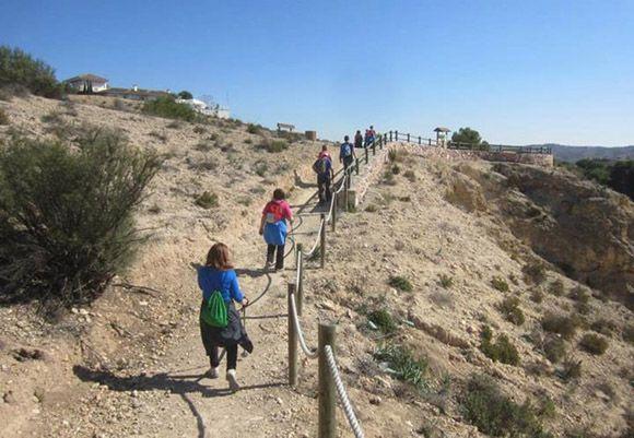 Sendero de los 10.000 pasos - Las Torres de Cotillas4