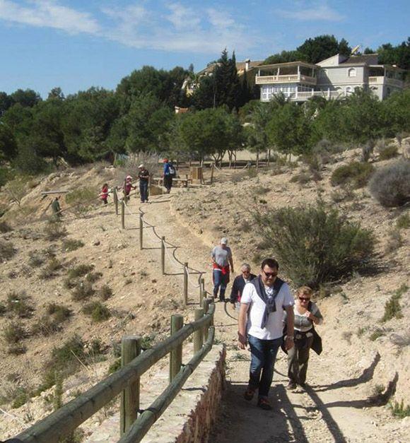 Sendero de los 10.000 pasos - Las Torres de Cotillas5