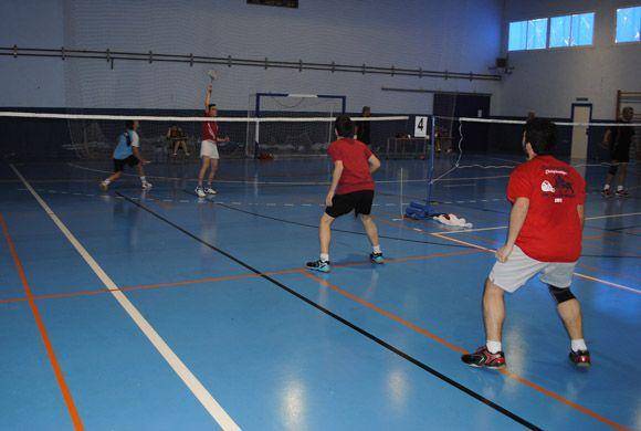 Torneo de b+ídminton - Las Torres de Cotillas