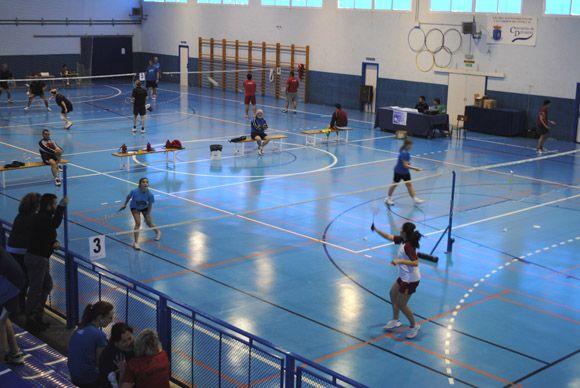 Torneo de b+ídminton - Las Torres de Cotillas2