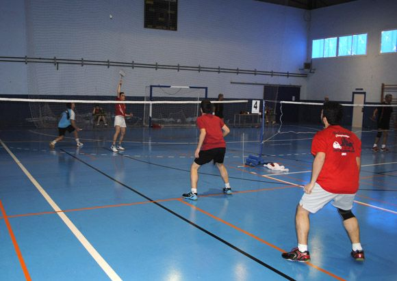 Torneo de b+ídminton - Las Torres de Cotillas3