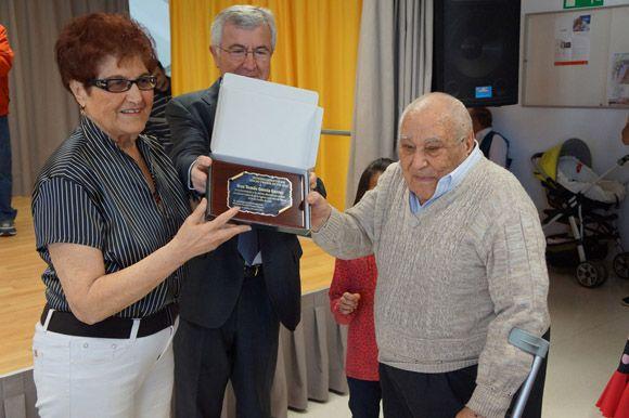 Acto socios adoptivo, predilectos y de honor - Semana Cultura centro mayores Las Torres de Cotillas2