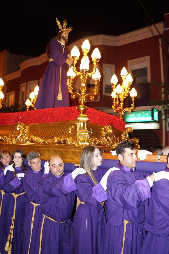 Procesi+¦n Martes Santo - Las Torres de Cotillas