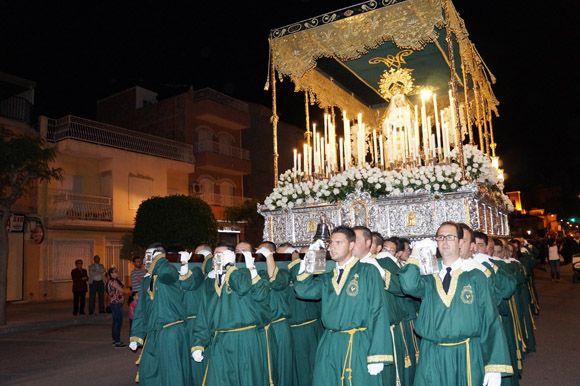 Procesi+¦n Martes Santo - Las Torres de Cotillas2