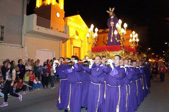 Procesi+¦n Martes Santo - Las Torres de Cotillas3