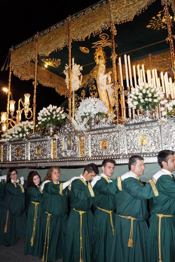 Procesi+¦n Martes Santo Las Torres de Cotillas7