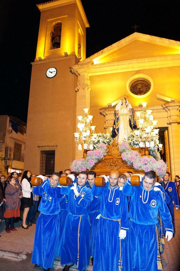 Procesi+¦n de la Virgen de los Dolores Las Torres de Cotillas3