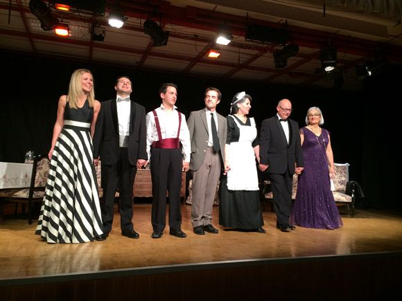 El XI Certamen de Teatro Aficionado Ciudad de Ceheg+¡n disfrut+¦ con el grupo Tejuba torre+¦o 6