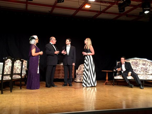 El XI Certamen de Teatro Aficionado Ciudad de Ceheg+¡n disfrut+¦ con el grupo Tejuba torre+¦o