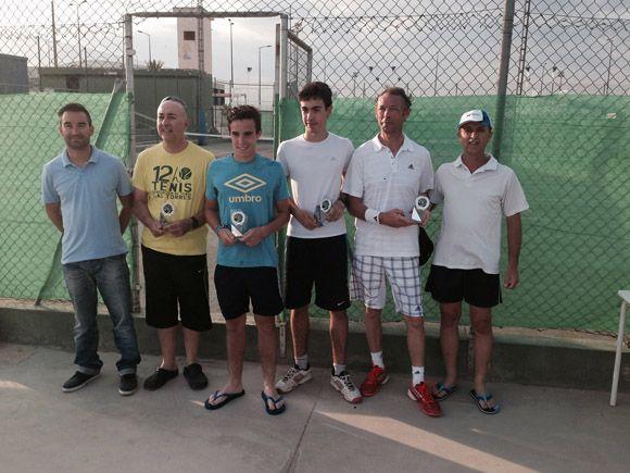 Las 12 horas de tenis de Las Torres de Cotillas cumplen con gran +®xito su 15 ¬ edici+¦n4