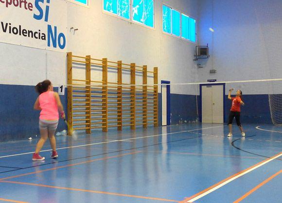 Las Torres de Cotillas fue sede de la II Concentraci+¦n de Escuelas de B+ídminton de la Regi+¦n de Murcia2