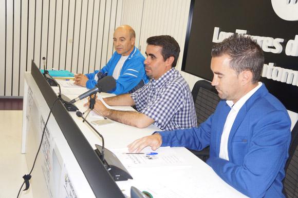 Las Torres de Cotillas vivir+í la primera edici+¦n de sus Encuentros Deportivos de Centros Educativos2