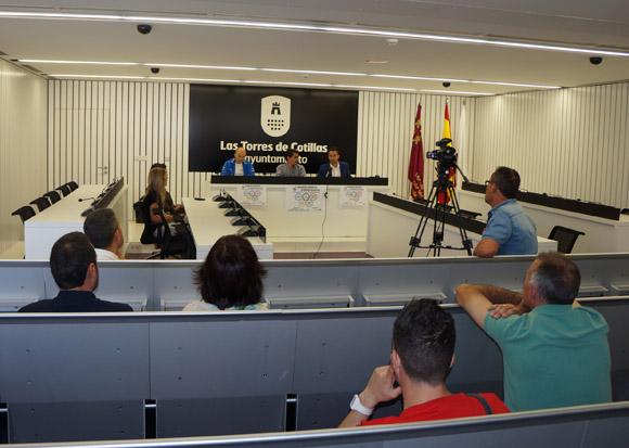 Las Torres de Cotillas vivir+í la primera edici+¦n de sus Encuentros Deportivos de Centros Educativos3