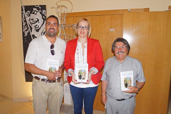 Presentaci+¦n libro Mi hija y la +¦pera Las Torres de Cotillas