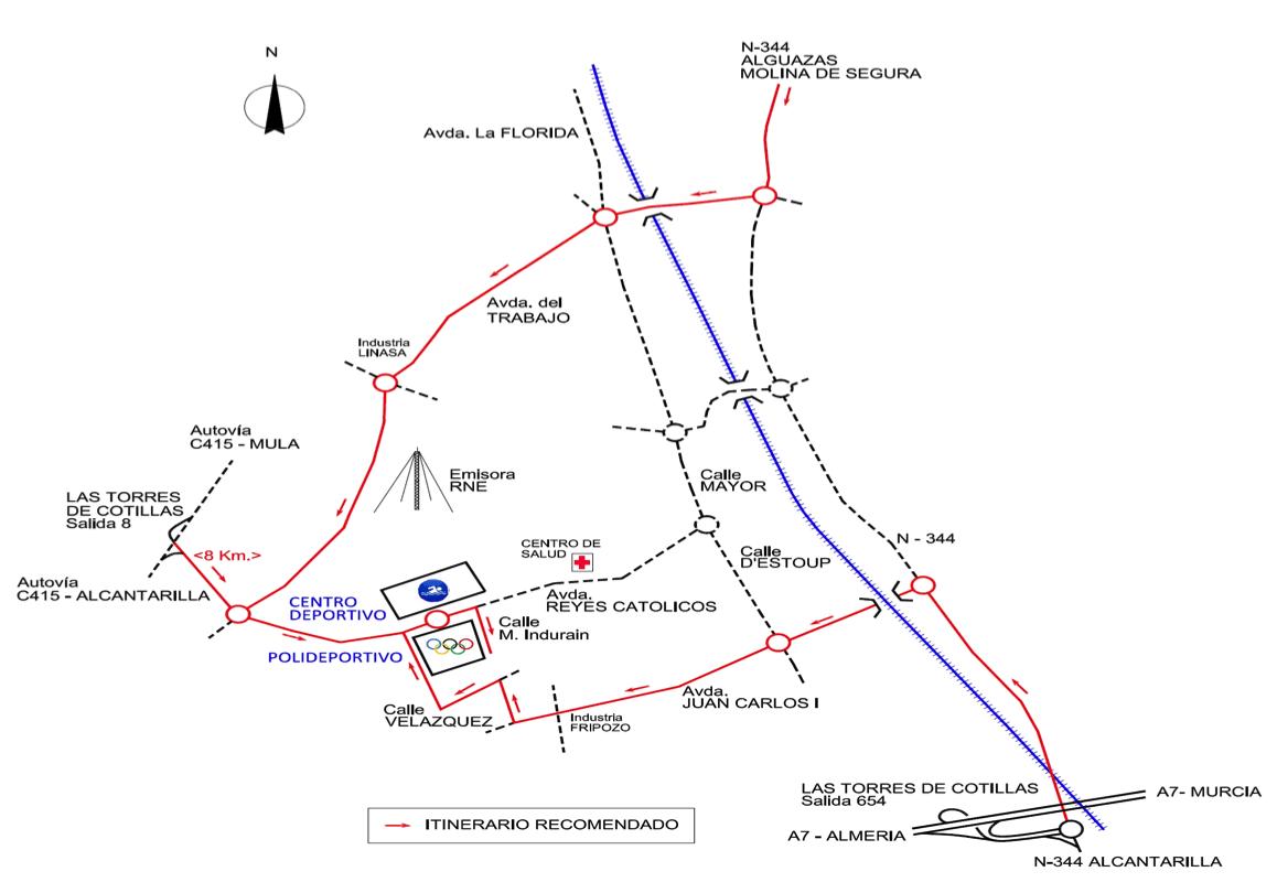 mapadeportes