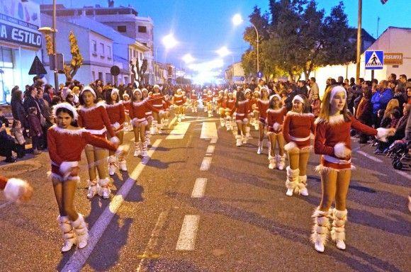 La Cabalgata de Reyes da por concluida la Navidad de Las Torres de Cotillas