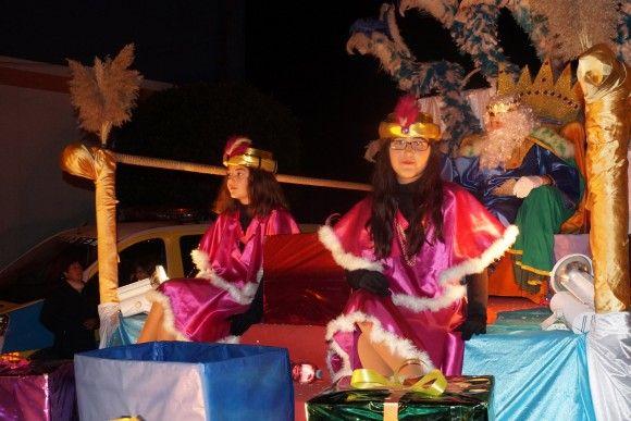 La Cabalgata de Reyes da por concluida la Navidad de Las Torres de Cotillas10