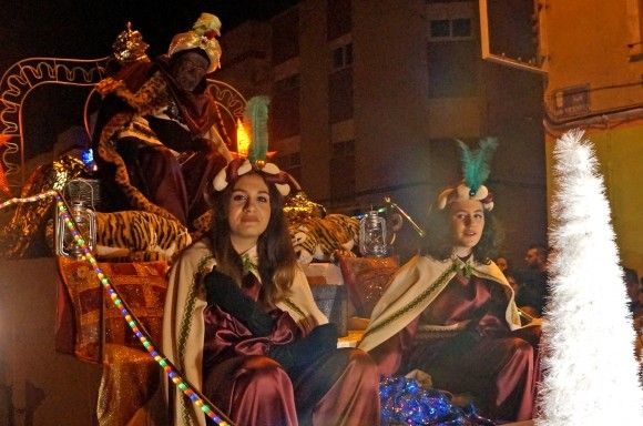 La Cabalgata de Reyes da por concluida la Navidad de Las Torres de Cotillas13