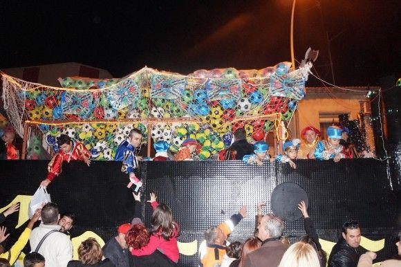 La Cabalgata de Reyes da por concluida la Navidad de Las Torres de Cotillas14