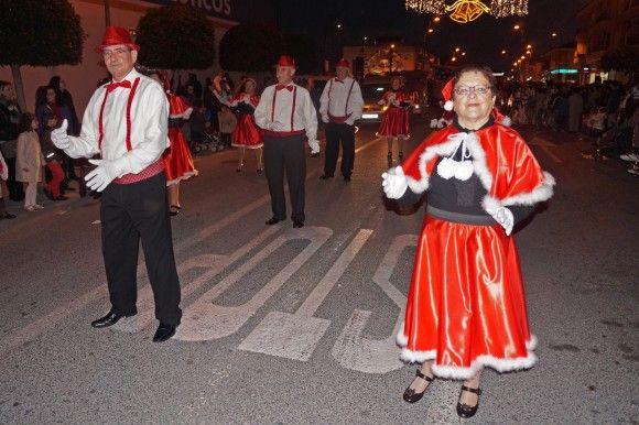 La Cabalgata de Reyes da por concluida la Navidad de Las Torres de Cotillas4