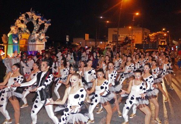 La Cabalgata de Reyes da por concluida la Navidad de Las Torres de Cotillas6