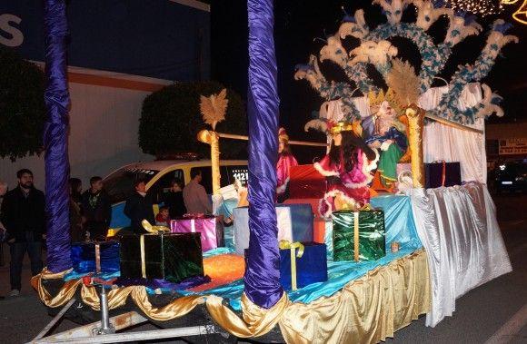 La Cabalgata de Reyes da por concluida la Navidad de Las Torres de Cotillas9