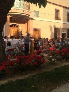 El barrio torreño de La Cruz celebró la festividad de la titular de su Ermita2