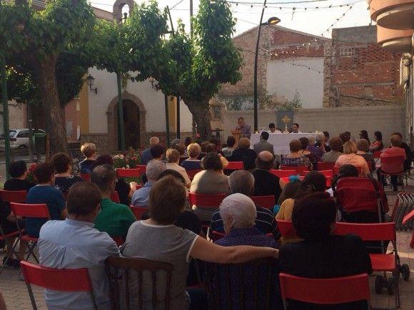El barrio torreño de La Cruz celebró la festividad de la titular de su Ermita5 e1430841566545