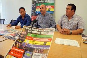 """La """"IV Vuelta Ciclista Ruta de Cadetes a la Región de Murcia"""" se decidirá en Las Torres de Cotillas"""