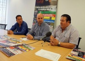 """La """"IV Vuelta Ciclista Ruta de Cadetes a la Región de Murcia"""" se decidirá en Las Torres de Cotillas2"""