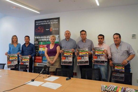 """La """"IV Vuelta Ciclista Ruta de Cadetes a la Región de Murcia"""" se decidirá en Las Torres de Cotillas4 e1431507307102"""